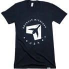 Stheart Clothing - Stamp Logo Tee (black)