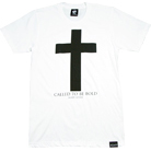 Agape Attire Clothing - Called To Be Bold (White)