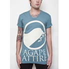 Agape Attire Clothing - Logo (Blue)