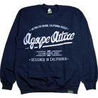 Agape Attire Clothing - California Raised (Sweat)