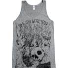 The Devil Wears Prada - Wasteland (Heather Grey) (Tank Top)