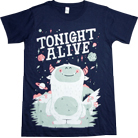 Tonight Alive - Monster (Navy) [入荷予約商品]