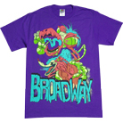 Broadway - Bird & Wolf (Purple)
