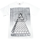 Hit The Lights - Pyramid (White)