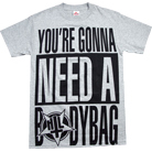 Hit The Lights - Bodybag (Heather Grey)