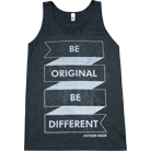 Anthem Made - Be Original (Tank Top)