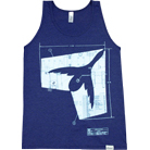 Stheart Clothing - Logo Blueprints (Tank Top)