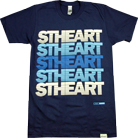 Stheart Clothing - Skyline Tee