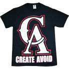 Create Avoid - CA Logo