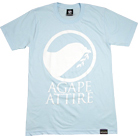 Agape Attire Clothing - Logo (Light Blue)