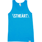 Stheart Clothing - Pronunciation (Blue) (Tank Top)