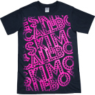 Eskimo Callboy - Dashed Logo (Black)