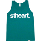 Stheart Clothing - Classic (Tank Top) (evergreen)