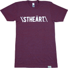 Stheart Clothing - Pronunciation (Cranberry)