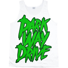 Parkway Drive - Hang Loose on White (Tank Top)