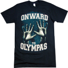 Onward To Olympas - Hands
