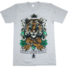 Arkaik Clothing - ARKA/DGD Collab Shirt Tiger (Heather Gray)