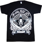 Arkaik Clothing - ARKA/Memphis May Fire Collaboration