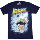 Arkaik Clothing - Shark (Navy)