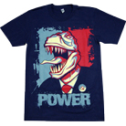 Arkaik Clothing - Dinobama (Navy)