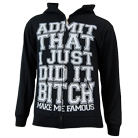 Make Me Famous - Admit It (Zip Up Hoodie) [入荷予約商品]
