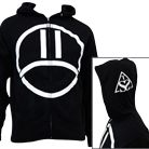 The Summer Set - Sad Face (Zip Up Hoodie) [入荷予約商品]