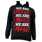 We Are Danger - Stacked Logos (Hoodie) [入荷予約商品]