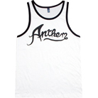 Anthem Made - B&W Script (Tank Top)