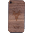 Anthem Made - Wood iPhone Skin