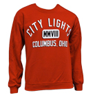 City Lights - Simple (Red) (Sweat) [入荷予約商品]