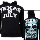 Texas In July - The Fire The Wind The Sea (Hoodie) [入荷予約商品]