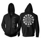The Chariot - Bullseye (Zip Up Hoodie) [入荷予約商品]