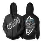 Get Scared - Built For Blame (Zip Up Hoodie) [入荷予約商品]