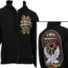 Your Memorial - Eagle (Zip Up Hoodie) [入荷予約商品]