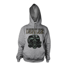 Defiler - Gas Mask (Heather Grey) (Hoodie) [入荷予約商品]