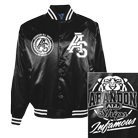 Abandon All Ships - Infamous (Baseball Jacket) [入荷予約商品]