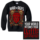 War Of Ages - Cobras (Sweat) [入荷予約商品]