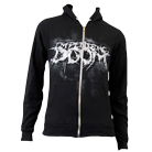 Impending Doom - Detailed Logo (Black) (Zip Up Hoodie) [入荷予約商品]