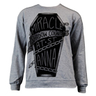 Miracle At St. Anna - Coffin (Heather Grey) (Sweat) [入荷予約商品]