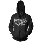 Motionless In White - Logo (Zip Up Hoodie) [入荷予約商品]