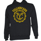 Yellowcard - Yellow Logo (Hoodie) [入荷予約商品]