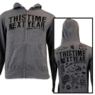 This Time Next Year - Doodles (Zip Up Hoodie) [入荷予約商品]