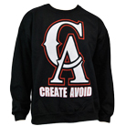 Create Avoid - CA Logo (Sweat) [入荷予約商品]