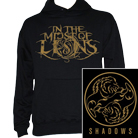 In The Midst Of Lions - Shadows Lions (Hoodie) [入荷予約商品]