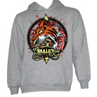 A Bullet For Pretty Boy - GRRR (Heather Gray) (Hoodie) [入荷予約商品]