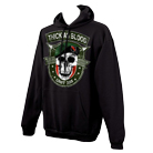 Thick As Blood - Skull (Hoodie) [入荷予約商品]