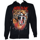 American Me - Sabertooth (Zip Up Hoodie) [入荷予約商品]