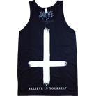 The Anti Life - Believe In Yourself (Tank Top) (Black)