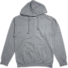Agape Attire Clothing - Double Edged Grey Hoodie (Zip Up Hoodie)