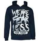 For Today - Fearless (Navy) (Hoodie) [入荷予約商品]
